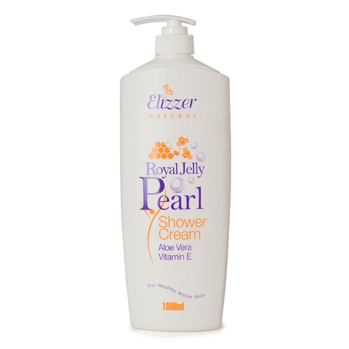 Sữa tắm Elizzer Royal Jelly Pearl 500ml