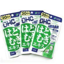 Thuốc trắng da của Nhật Coix Extract DHC