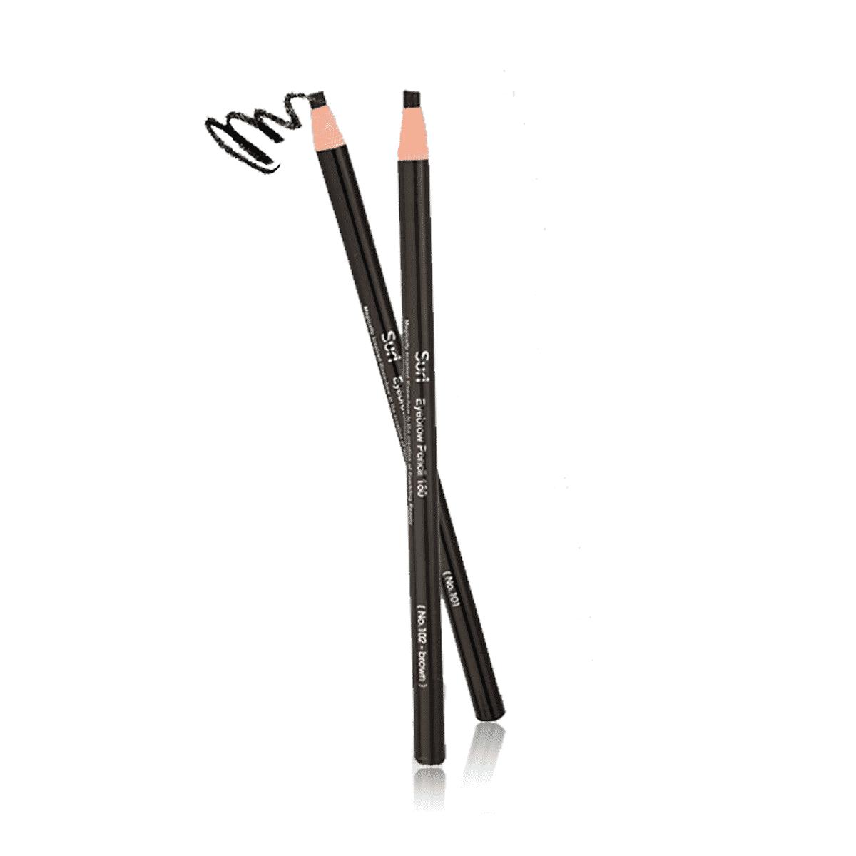 Chì kẻ mắt giá rẻ Suri Eyebrow Pencil Hàn Quốc