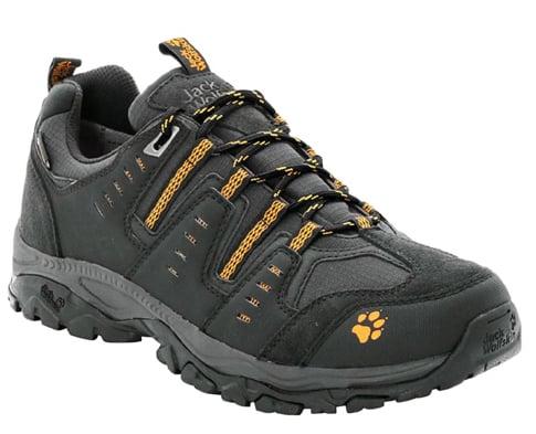giày leo núi jack wolfskin