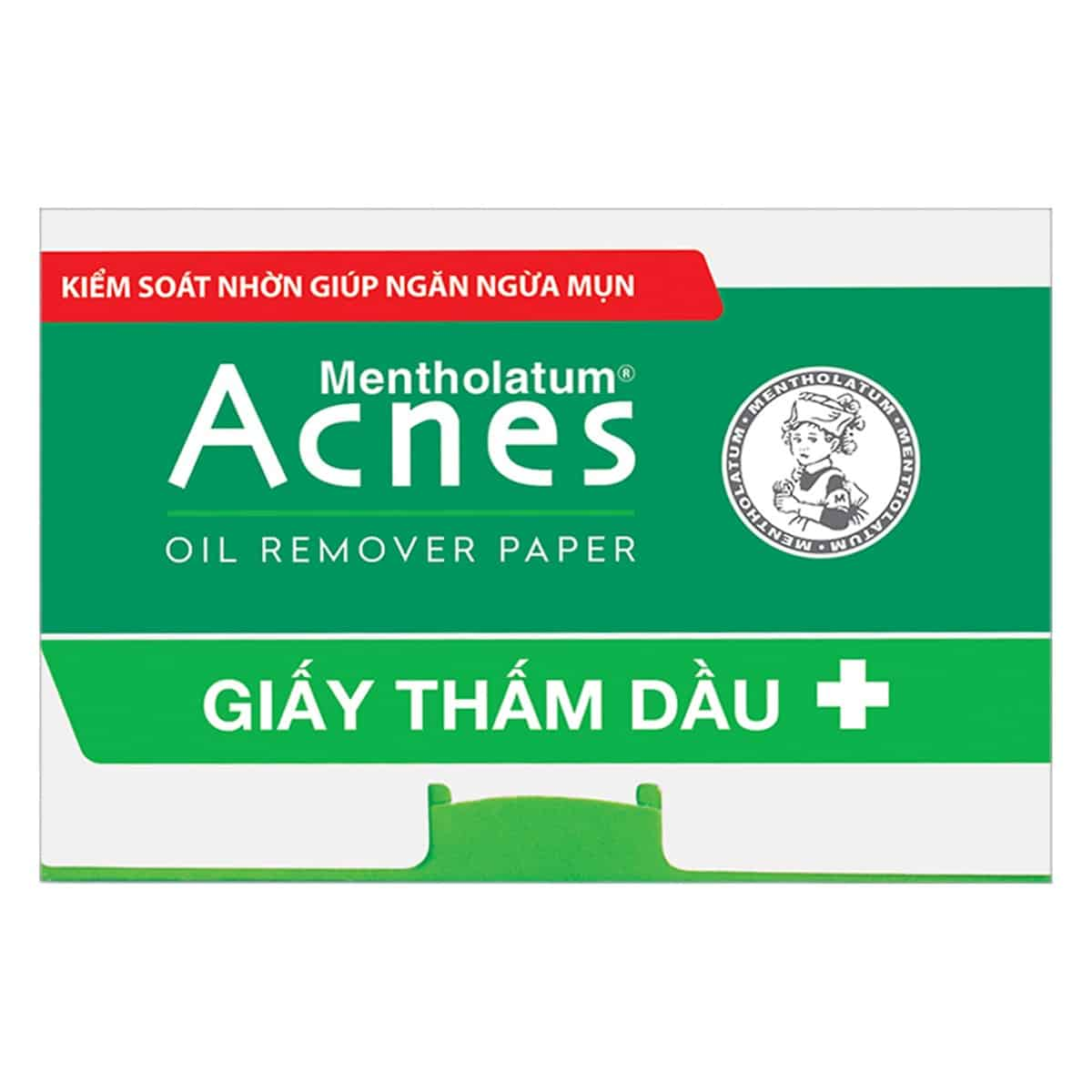 Giấy thấm dầu Acnes Oil Remover 100 tờ