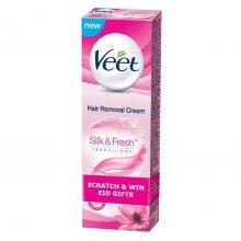 Kem tẩy lông Veet Silk & Fresh Normal tuýp 50g