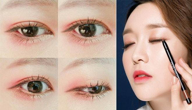 kiểm tra màu kẻ mắt phù hợp
