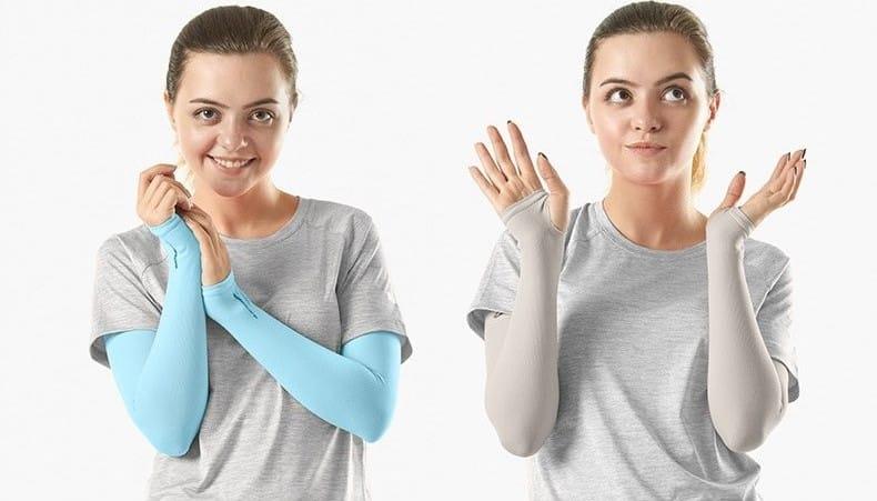 mua găng tay chống nắng rẻ tốt nhất