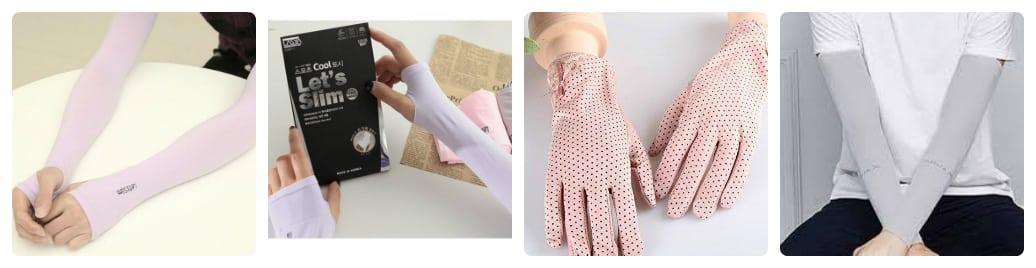 tại sao nên mua sử dụng găng tay chống nắng