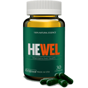 thuốc bổ gan hewel