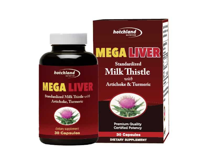 thuốc bổ gan liver