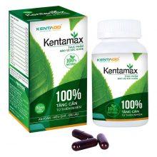 Thuốc tăng cân giá rẻ dạng viên Kentamax 90 viên/hộp