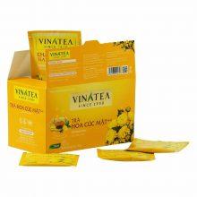 Combo 2 hộp trà hoa cúc cao cấp Vinatea mật++ túi lọc (40g)