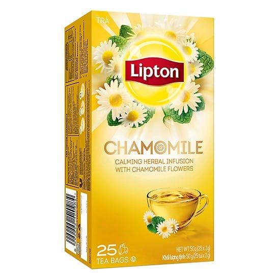 trà hoa cúc chamomile