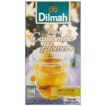 Trà hoa cúc Dilmah 20 gói x 1.5 g (Gói thiếc)