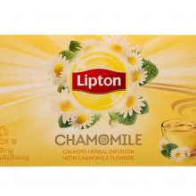 Trà hoa cúc Lipton Chamomile (25 gói x 2g)