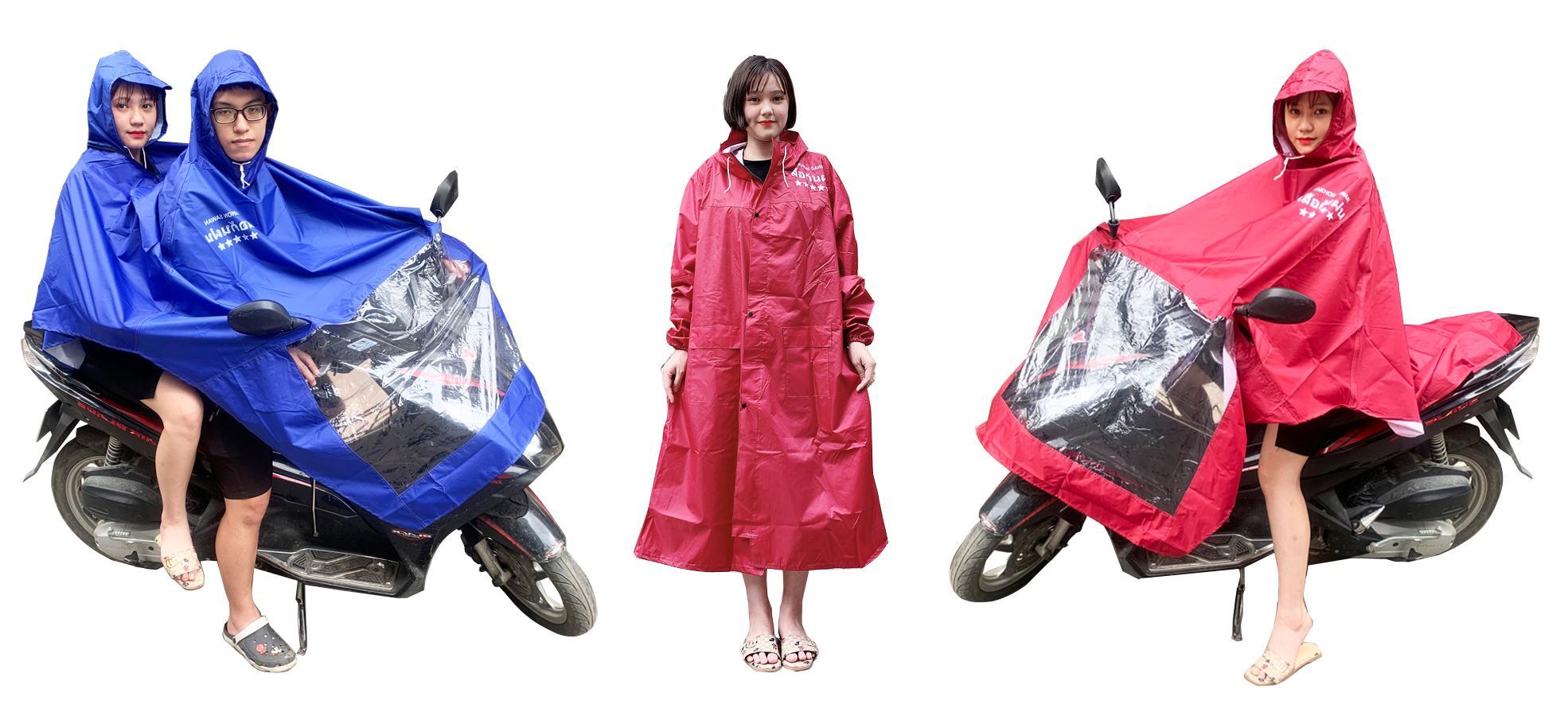 Áo mưa NaKhon SaWan
