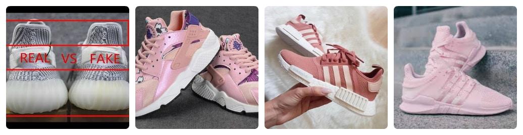 cách phân biệt giày sneaker chính hãng hay fake