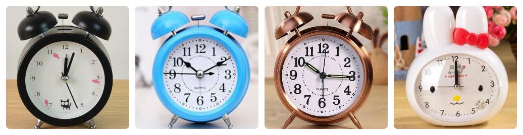 có những loại đồng hồ báo thức nào