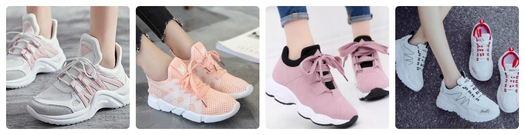 có những loại giày nữ nào