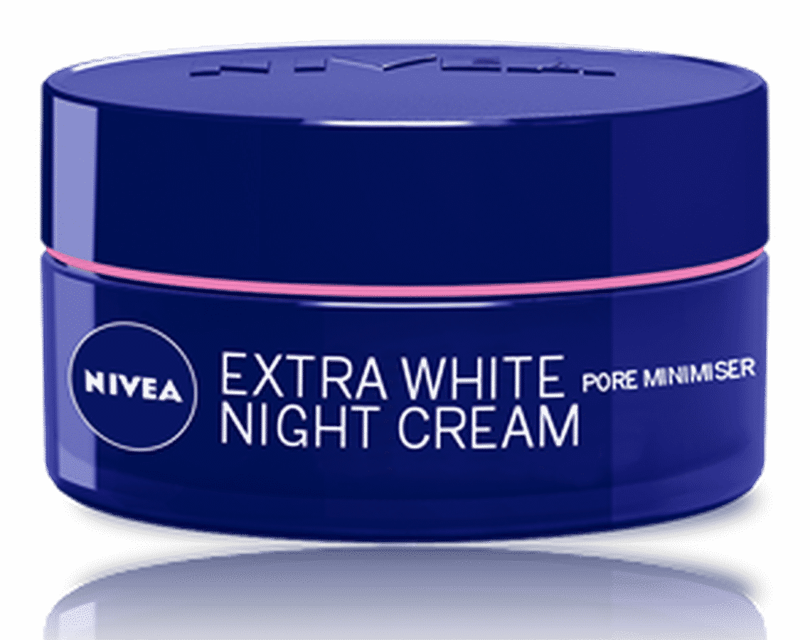 kem dưỡng trắng da nivea ban đêm
