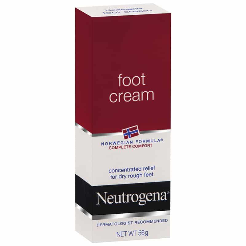 kem trị nứt gót chân neutrogena