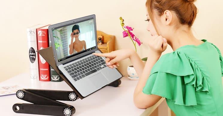 kiểm tra tính năng bàn laptop