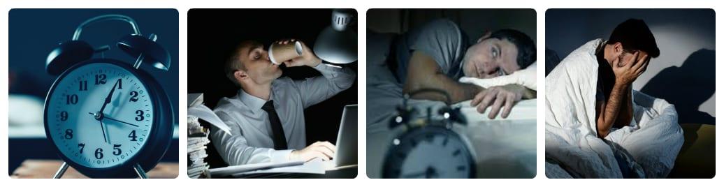 nguyên nhân dẫn đến mất ngủ là gì