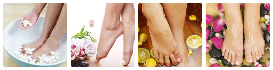 phương pháp trị nứt gót chân tại nhà