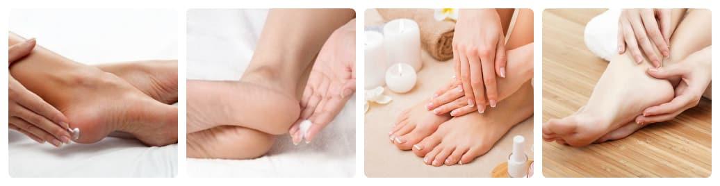 sử dụng kem trị nứt chân có hiệu quả không