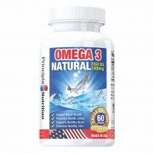 Thuốc bổ mắt bổ sung Omega 3 Principle Nutrition