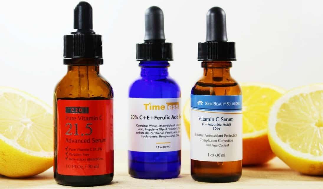 thương hiệu và giá thành serum