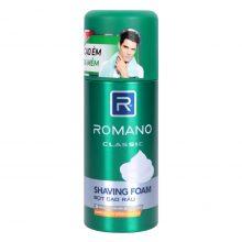 Kem cạo râu cao cấp Romano Classic 175ml