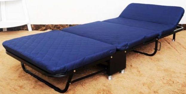 Kiểm tra kích thước giường gấp