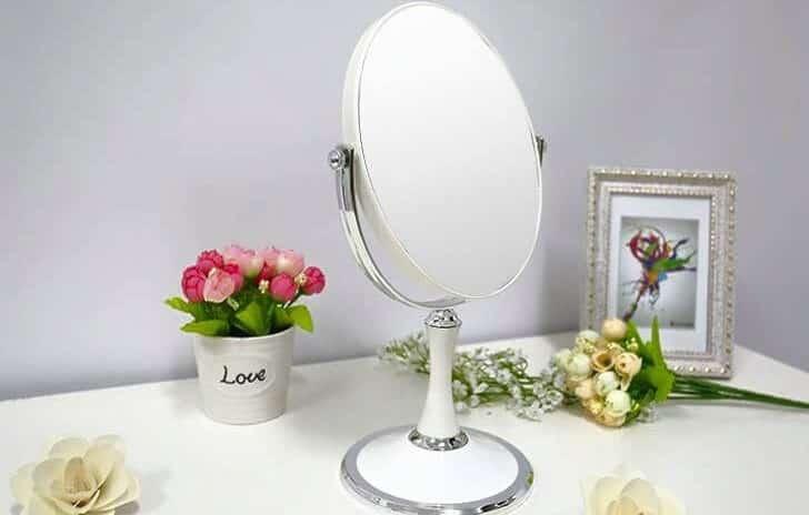 kiểm tra loại gương phù hợp