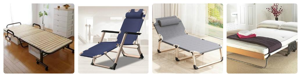 Nên mua và sử dụng giường xếp hay ghế xếp