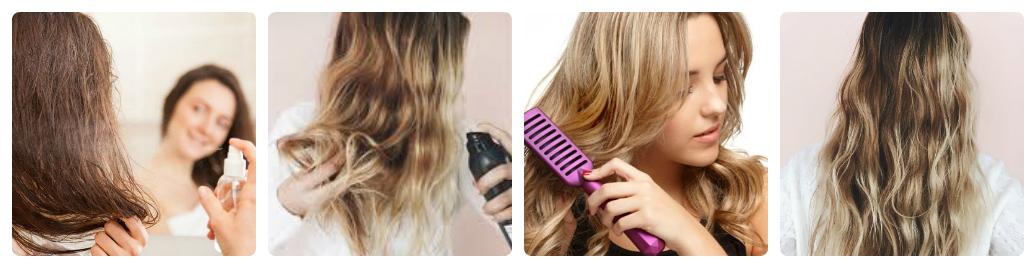 Tác dụng khi sử dụng xịt dưỡng tóc là gì