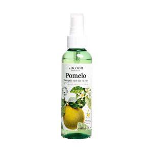 xịt dưỡng tóc pomelo tinh dầu vỏ bưởi cocoon