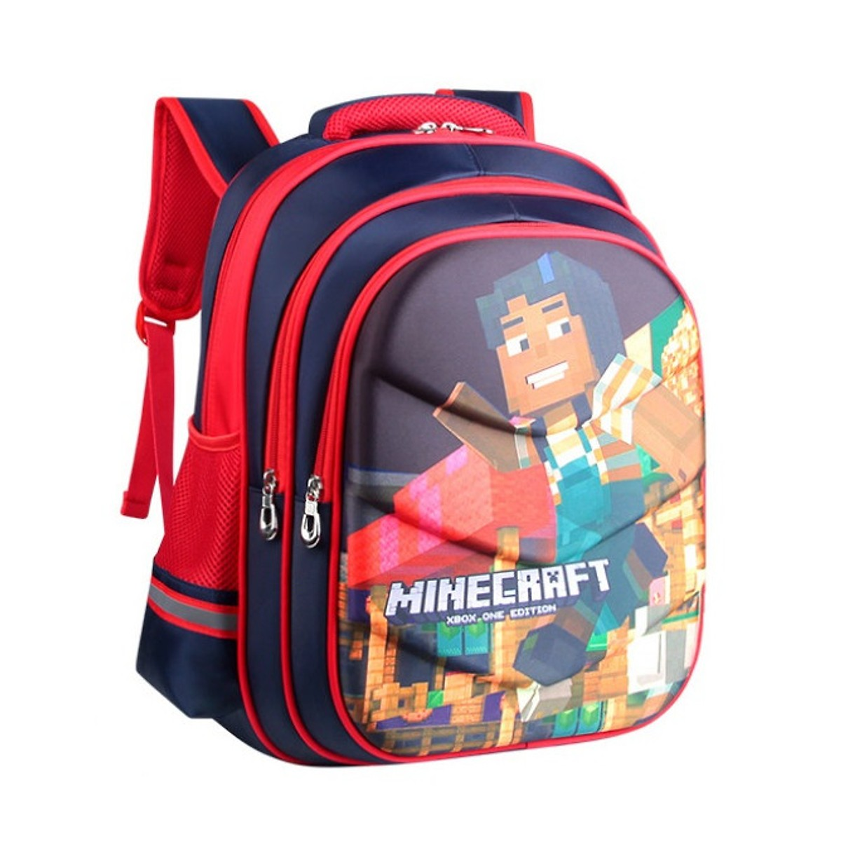 Balo cho bé Sesame Minecraft cho Học Sinh Cấp 1
