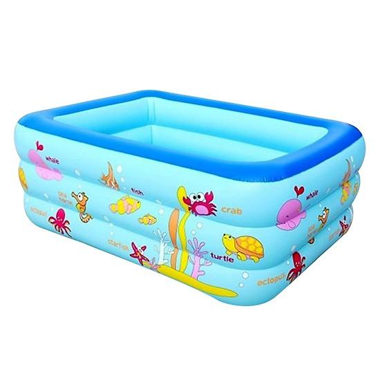 Bể bơi cho bé summer sea