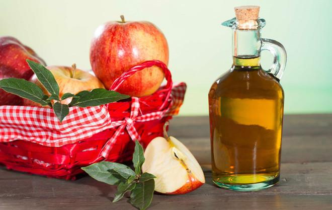 chọn loại giấm táo phù hợp