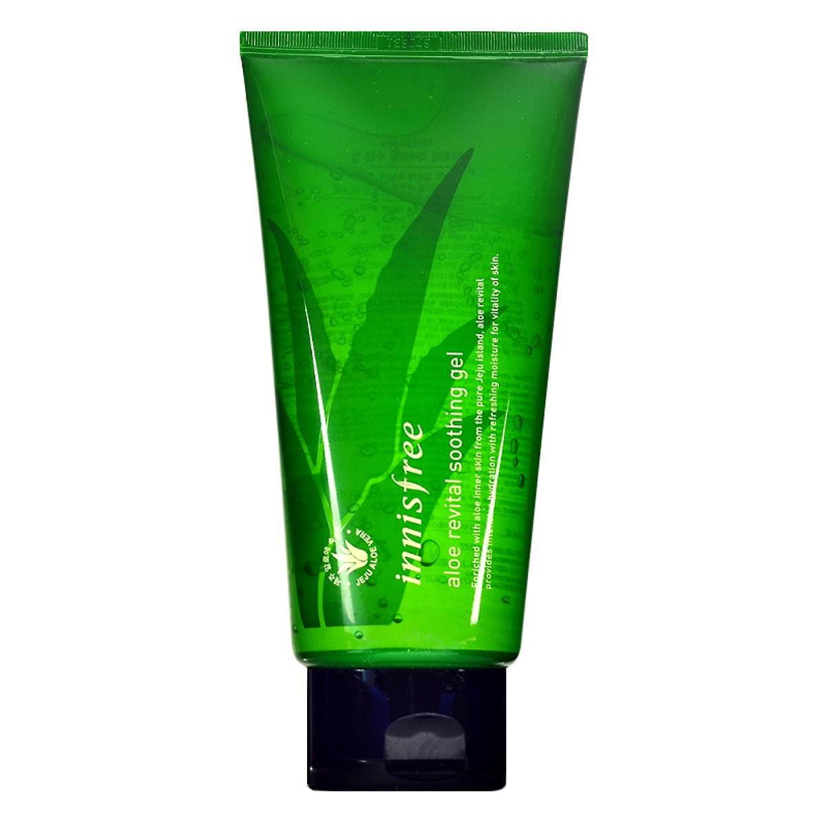 Kem dưỡng ẩm cho da dầu Innisfree Aloe Revital Soothing 300ml