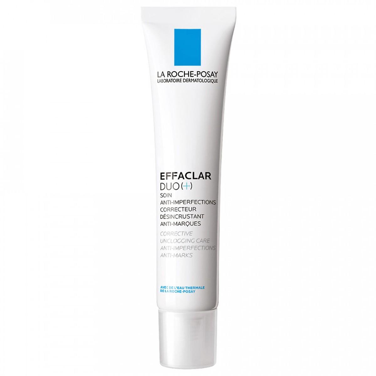 Kem dưỡng ẩm cho da dầu La Roche-Posay Effaclar Duo 40ml