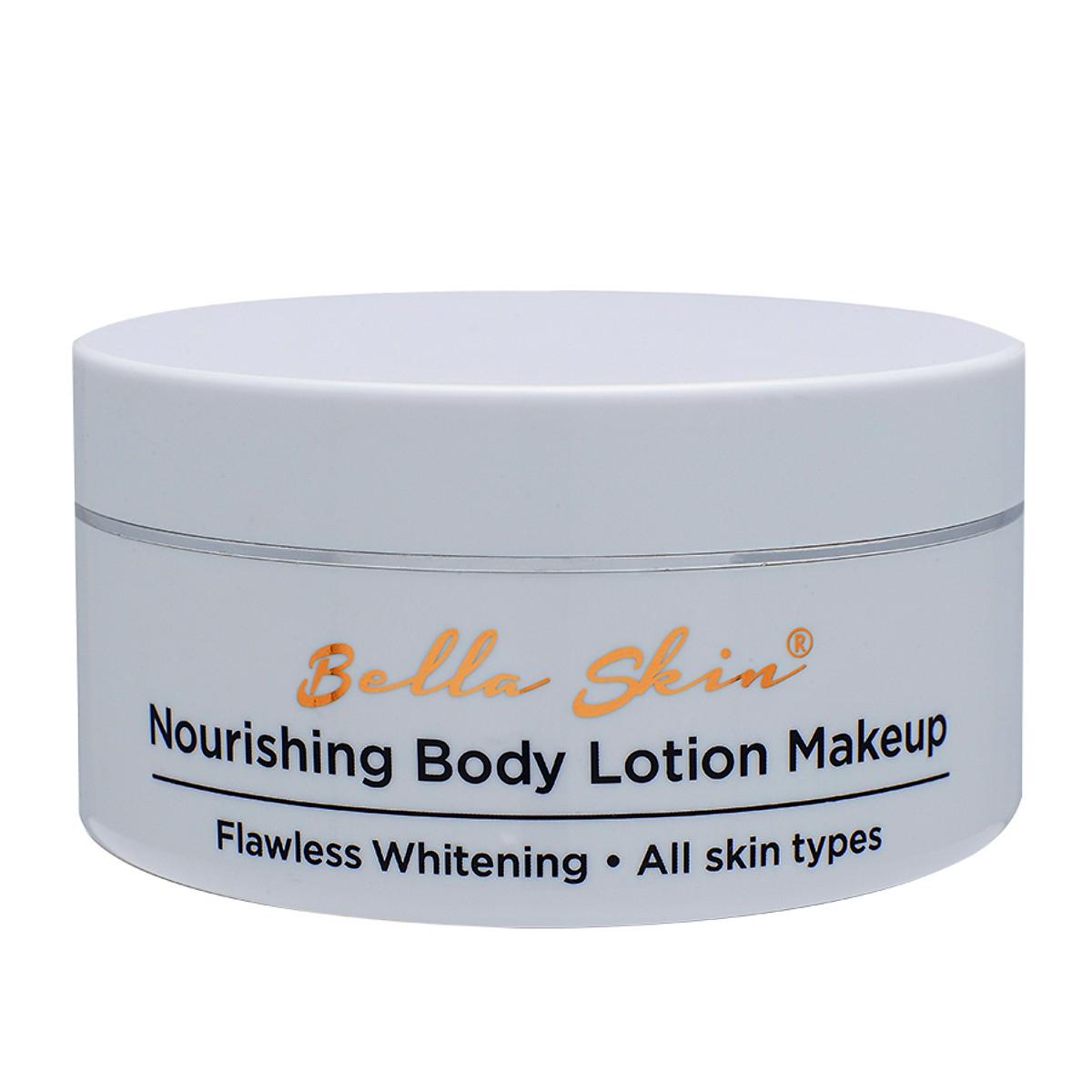 Kem dưỡng ẩm toàn thân Bella Skin Nourishing Body 200g