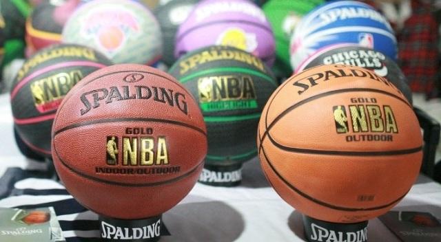 Kiểm tra kích thước bóng rổ