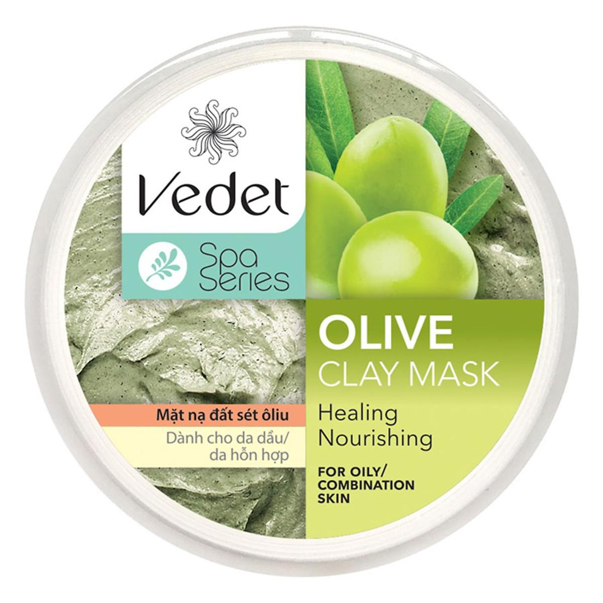 Mặt nạ đất sét bùn giá rẻ Olive Vedet 140g