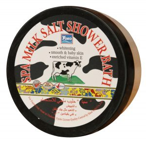 muối tắm giá rẻ spa sữa yoko 250g
