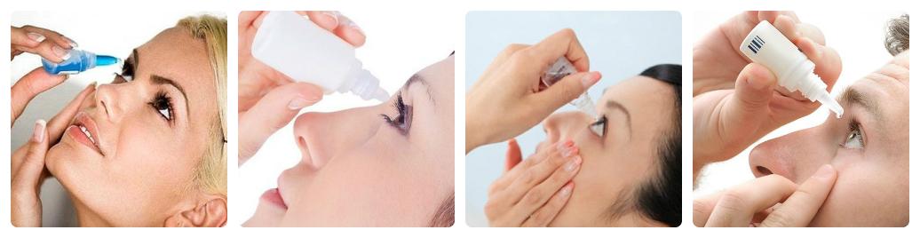 nên dùng thuốc nhỏ mắt thường xuyên