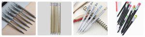 nên mua bút chì thường hay bút chì kim