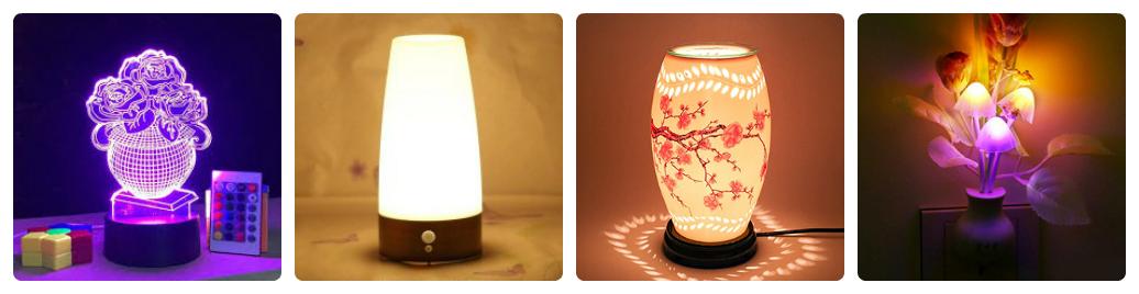 nên mua đèn ngủ led hay bóng thường hơn