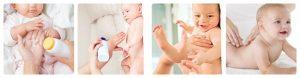 những tác dụng của phấn em bé là gì