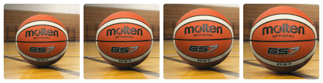 phân loại kích thước bóng rổ hiện nay