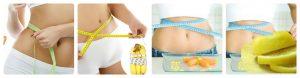phương pháp tan mỡ bụng tự nhiên