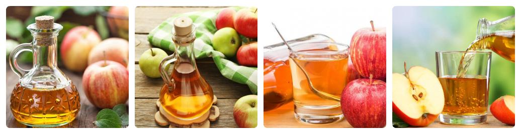sử dụng giấm táo có những tác dụng gì